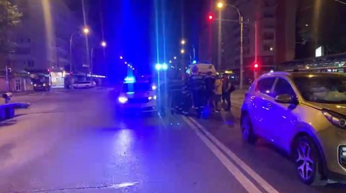 Valeriu Argăseală s-a ales cu dosar penal, după ce a provocat un accident cu patru mașini. O persoană a ajuns la spital