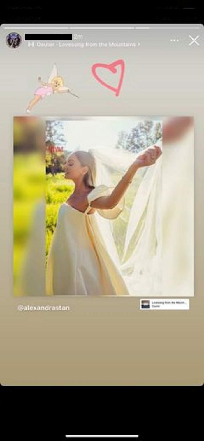 Reacția lui Emanuel, soțul Alexandrei Stan, după ce s-a aflat că cei doi s-au căsătorit în secret! Imaginile care spun totul / FOTO