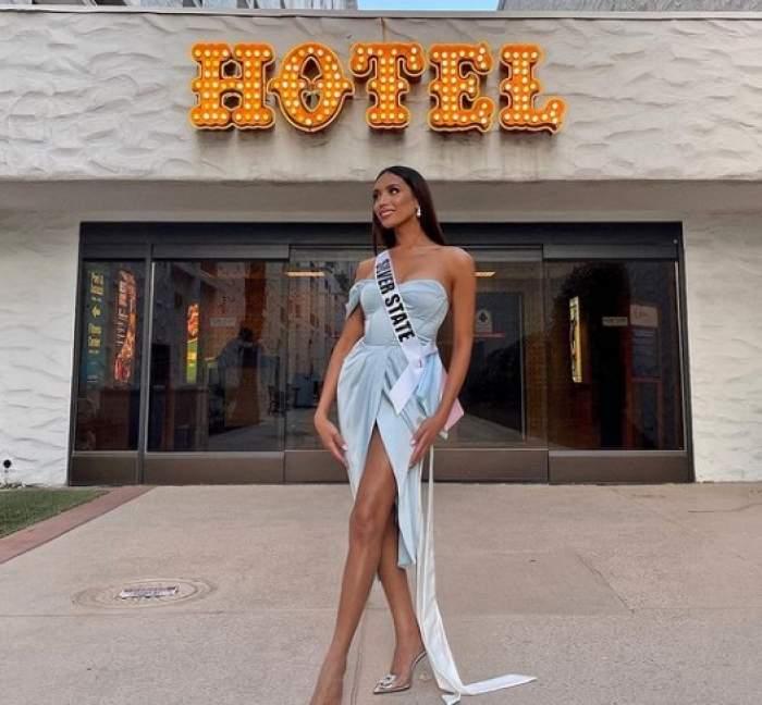 S-a scris istorie la titlurile Miss SUA. Pentru prima dată, o femeie transgender luptă pentru marele premiu / FOTO