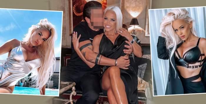 El este noul iubit al Andei Adam! Artista, apariție de milioane în brațele bărbatului misterios / FOTO