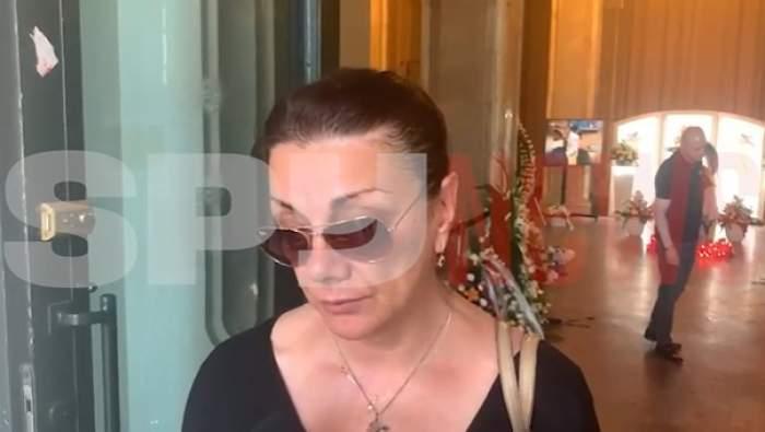 Captură video cu Carmen Tănase la Casa Presei