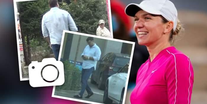 Ce bărbat are Simona Halep! Toni Iuruc are grijă de aspectul fizic înainte să-i devină soț celebrei jucătoare de tenis / PAPARAZZI