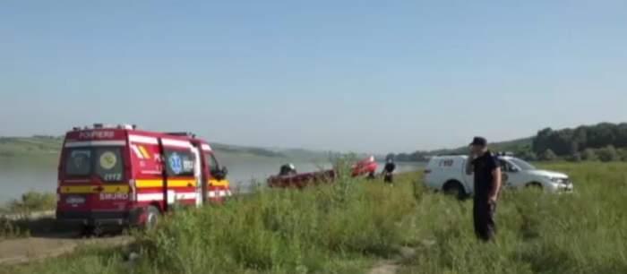Tragedie în Vaslui. Un bărbat de 39 de ani a murit înecat în apele unui baraj în timp ce se afla la pescuit