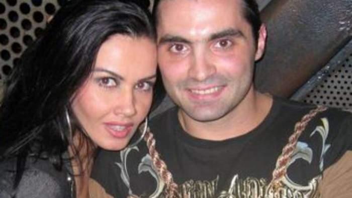 Pepe și Oana Zăvoranu, când erau împreună, selfie.