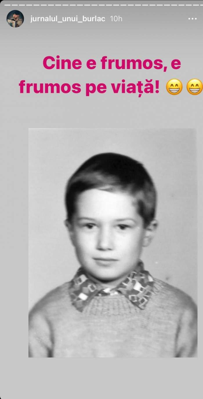 Cum arăta Mihai Bendeac în copilărie. Fanii, uimiți de cât de mult s-a schimbat unul dintre cei mai râvniți burlaci de la noi / FOTO