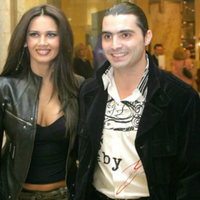 Pepe și Oana Zăvoranu, când erau împreună.