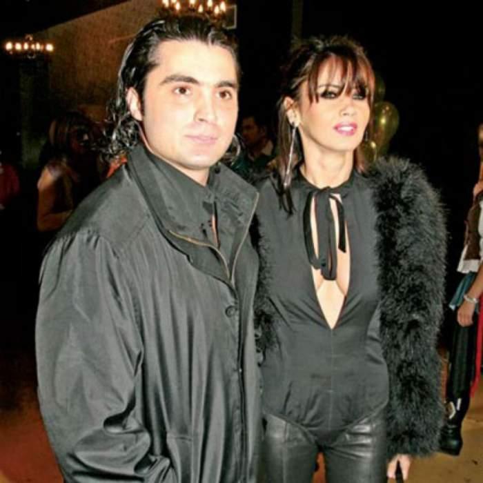 Oana Zavoranu si Pepe când erau un cuplu.
