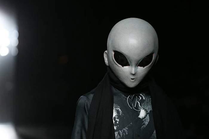 S-a scos la vânzare imaginea unui presupus extraterestru. Se cer pentru ea 1,2 milioane de dolari