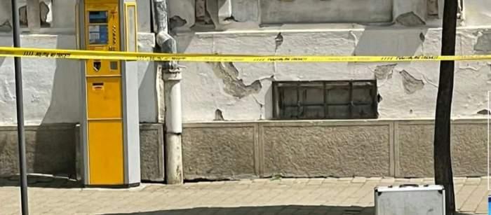 Alertă cu bombă la Palatul Copiilor din Arad. Pirotehniștii și jandarmii au blocat întreaga zonă