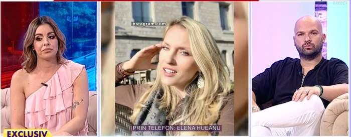 Elena Hueanu, prin telefon la Antena Stars