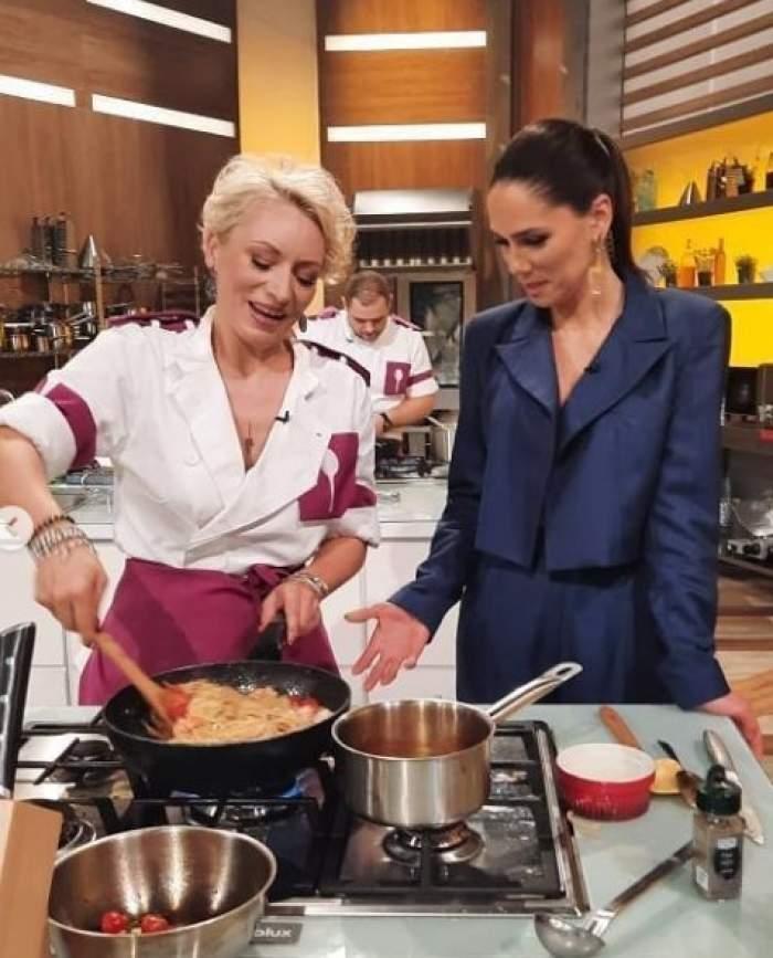 Ce meserie are Nicoleta Pop, fosta concurentă de la Chefi la cuțite. Nu are legătură cu domeniul culinar