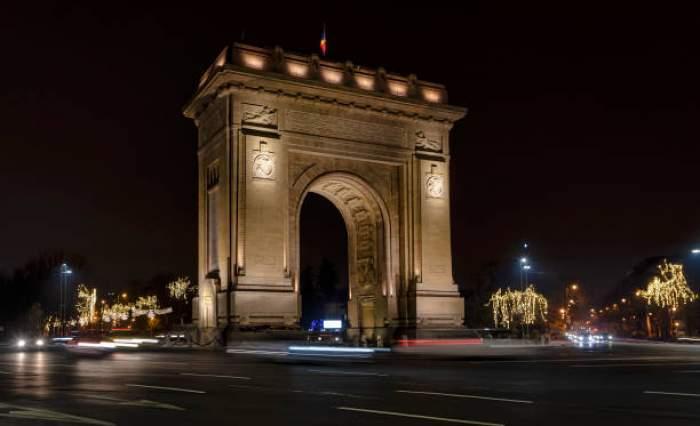 Arcul de Triumf se deschide pentru bucureșteni începând de astăzi. Care sunt perioadele în care poate fi vizitat