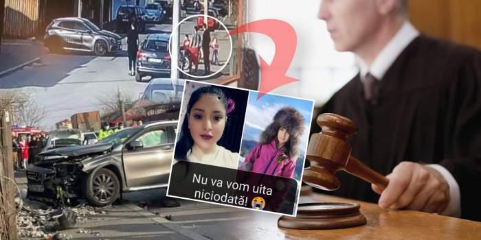 Șoferița beată care a ucis două fete, protejată de magistrați / Ce gest au făcut judecătorii, de dragul infractoarei!