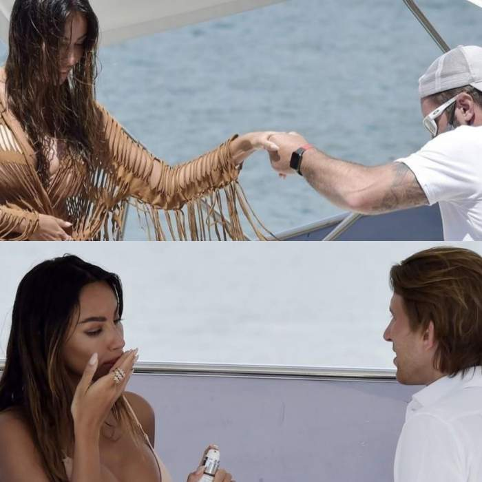 Mădălina Ghenea a fost surprinsă cu un bărbat misterios pe iacht. Cine este Andrea Castagnola și ce relație există între el și frumoasa româncă / FOTO