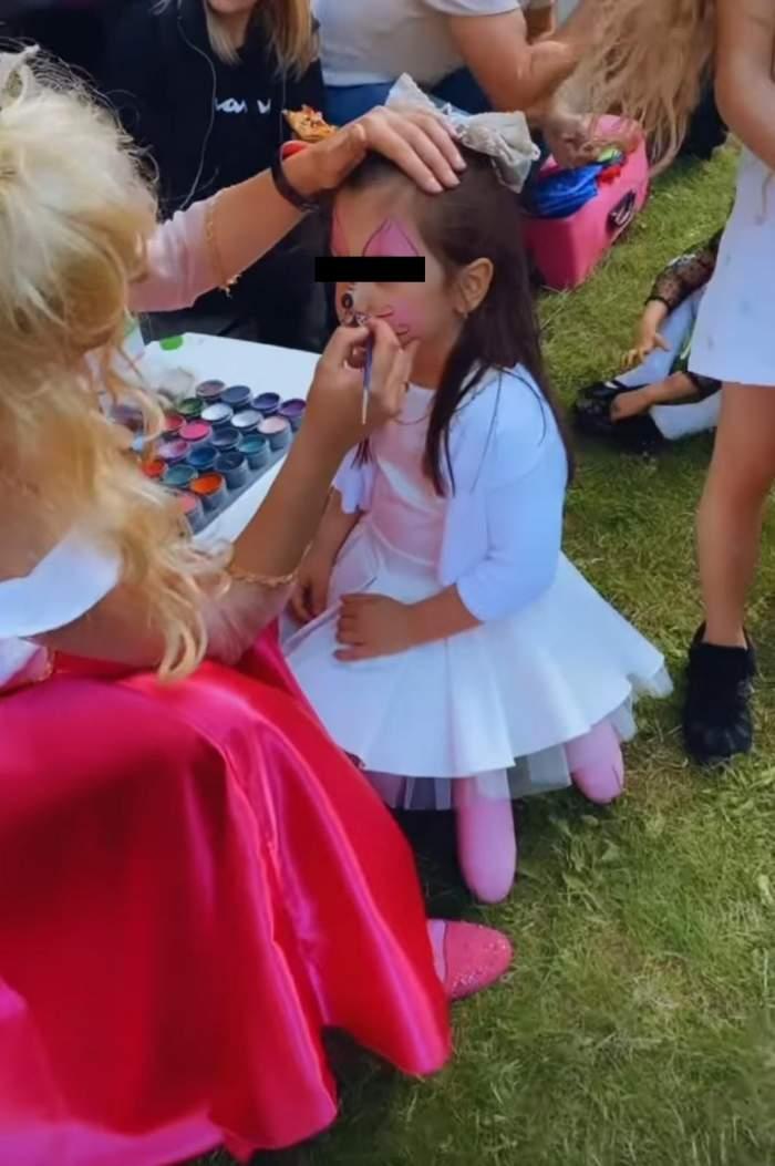 Andreea Tonciu își sărbătorește astăzi fiica. Vedeta, petrecere cu fast, de ziua de naștere a Rebeccăi / FOTO