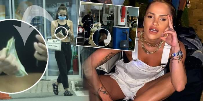 """Diana Gureșoaie e darnică și la bani, nu doar în aparițiile sexy! Conduce bolizi de lux, dar nu face """"exces"""" de figuri. Cum a dovedit că e mână largă / PAPARAZZI"""