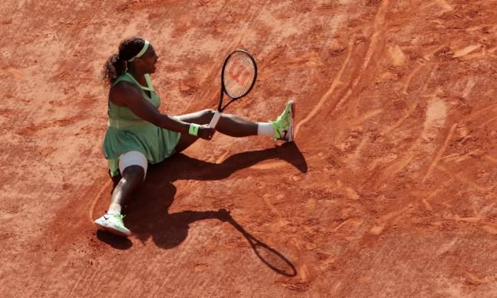 """Cine este Elena Rybakina, cea care a eliminat-o pe Serena Williams de la Roland Garros. """"Victoria a fost cu siguranță aproape"""""""