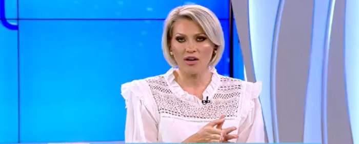 """Acces Direct. Mirela Vaida, reacție furibundă în cazul Ramonei, femeia din Argeș ucisă de fostul iubit. Prezentatoarea cere dreptate: """"Trebuie să ținem piept"""""""