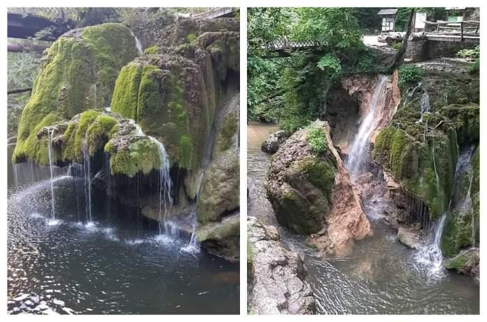 """Care a fost, de fapt, motivul surpării cascadei Bigăr. Romsilva: """"Se va regenera în timp"""""""