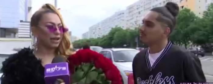 Roxana Dobrițoiu, față în față cu iubitul care a înșelat-o. Ce condiții drastice îi impune artista pentru a se împăca / VIDEO