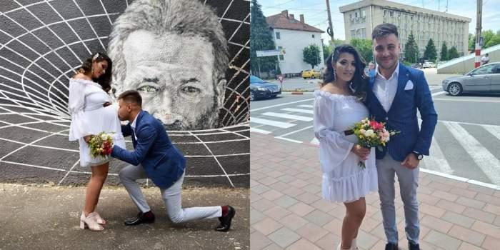 barbatul disparut si sotia lui in weekend, la nunta