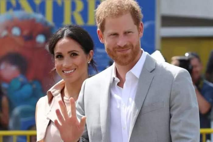Cu cine seamănă fiica prințului Harry și a lui Meghan Markle. Presa din Statele Unite a făcut dezvăluirea