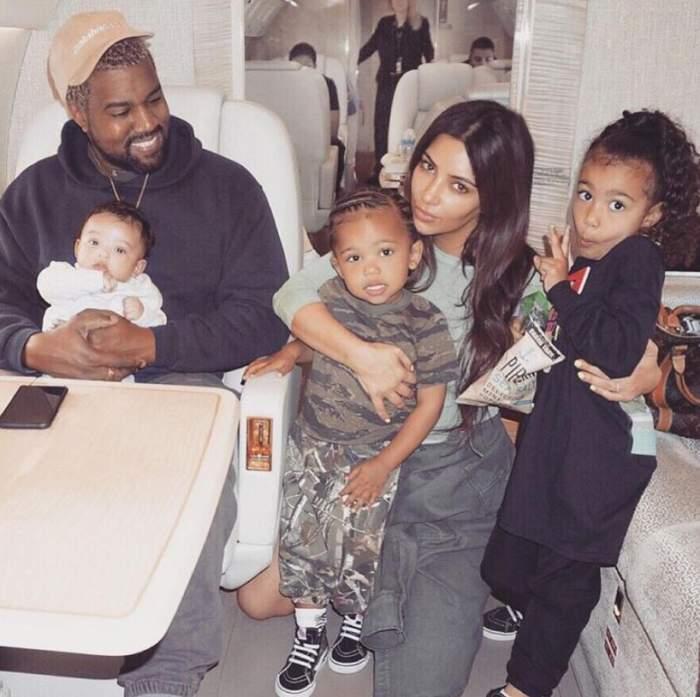 """Mesajul transmis de Kim Kardashian lui Kanye West, la patru luni de la anunțul divorțului: """"Te voi iubi mereu"""". Urmează o nouă împăcare printre vedete?"""