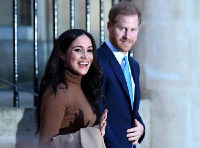 Meghan Markle și prințul Harry știau că urmează să devină părinți de fetiță. Ce semn au primit aceștia înainte ca actrița să rămână însărcinată