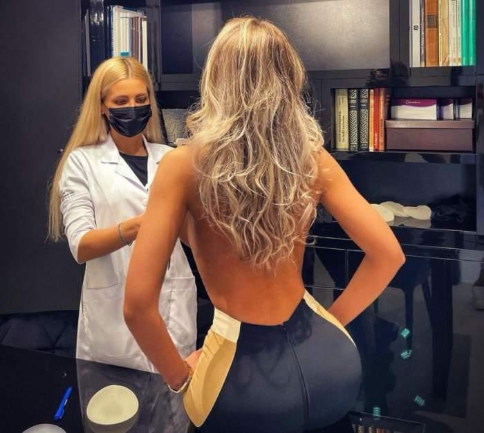 Bianca Drăgușanu vrea să își schimbe silicoanele. Ce alte operații estetice mai are diva / GALERIE FOTO