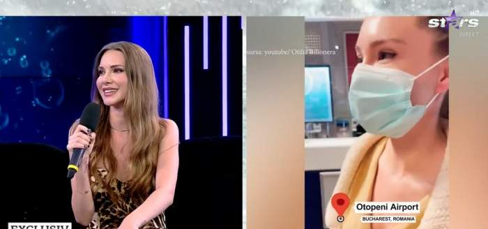 Otilia Bilionera, la Xtra Night Show