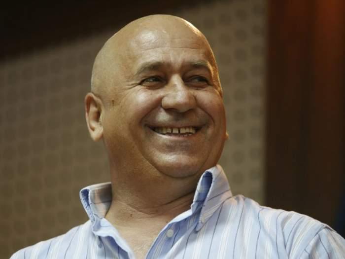George Mihăiță, implicat într-un accident rutier, în Capitală! Marele actor, prins băut la volan / VIDEO