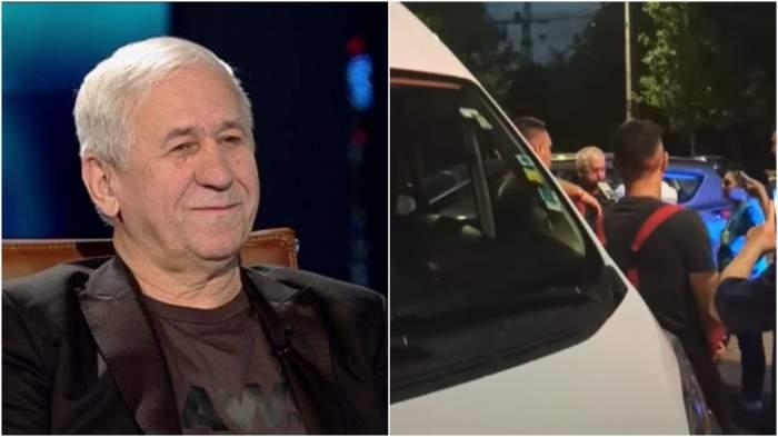George Mihăiță la sacou/ George Mihăiță, accident.