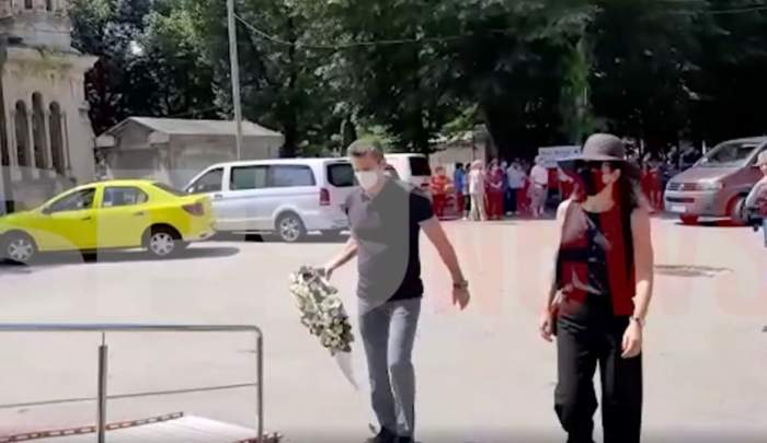 Florin Condurățeanu a fost înmormântat astăzi! Nea Țuțu își va dormi somnul de veci la Cimitirul Bellu / VIDEO