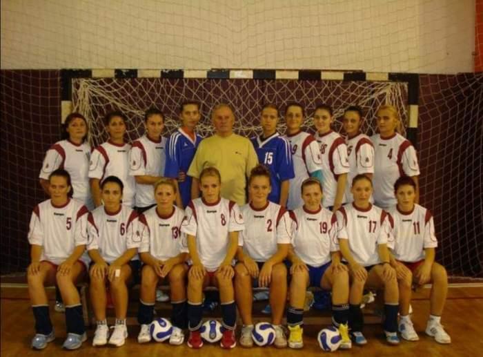 Echipa Ecaterinei Mihaela Drăghici.