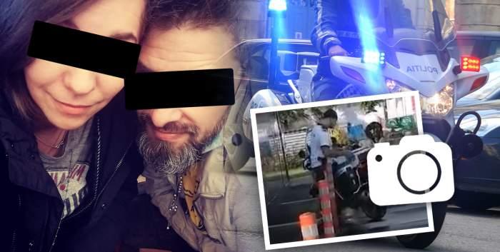 VIDEO / Persoană cu handicap, în spital, după o acțiune a poliției / Totul a fost filmat!
