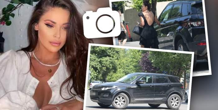 """Pentru a arăta bine Roxana Ungureanu încalcă până și Legea! În """"drumul către înfrumusețare"""", diva a comis-o în trafic, fără să stea pe gânduri! / PAPARAZZI"""