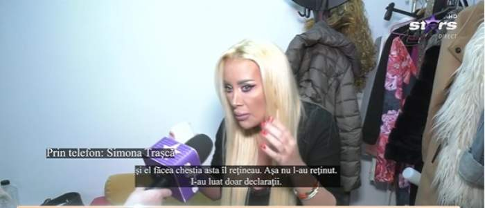 Simona Trașcă, la Antena Stars