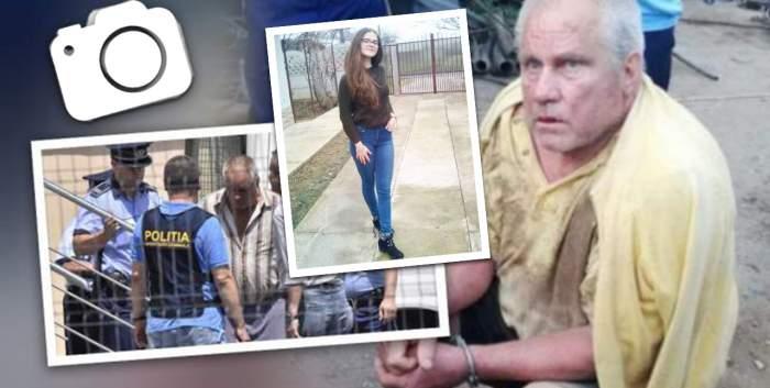 Familia Alexandrei Măceșanu, dusă cu forța la tribunal / Rudele victimei, luate cu duba