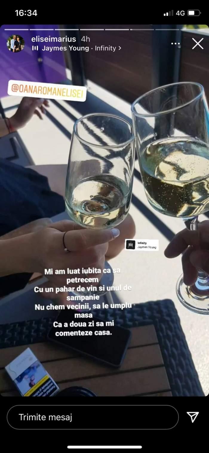 oana roman si marius elisei beau vin