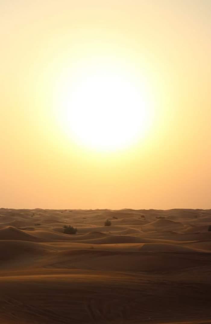 Record mondial de căldură. Ce temperatură au înregistrat termometrele