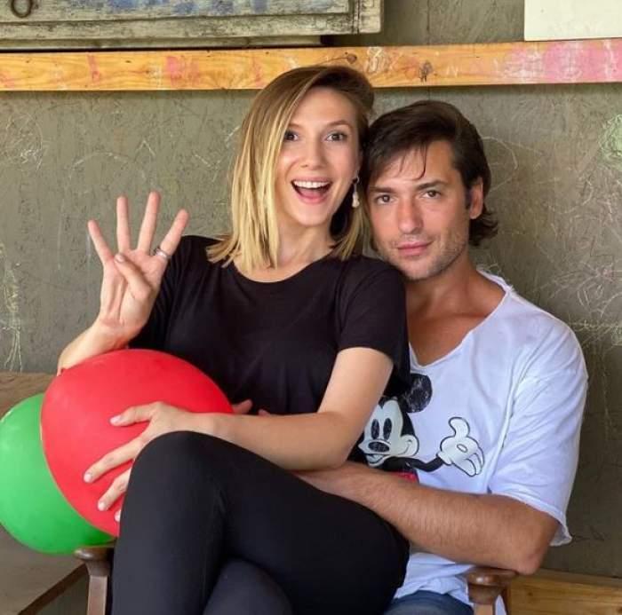 Adela Popescu a născut! Ea și Radu Vâlcan au devenit părinții unui băiețel perfect sănătos