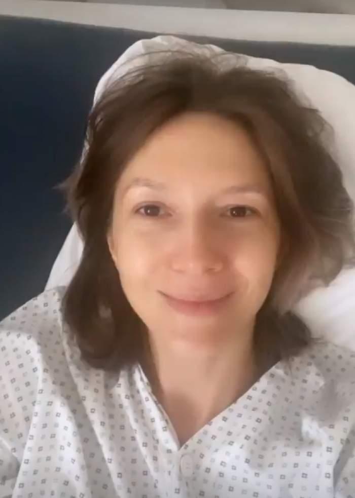 adela popescu in spital