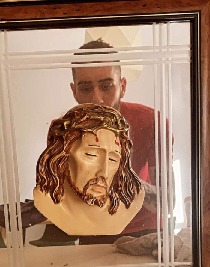 fulgy imagine cu iisus hristos