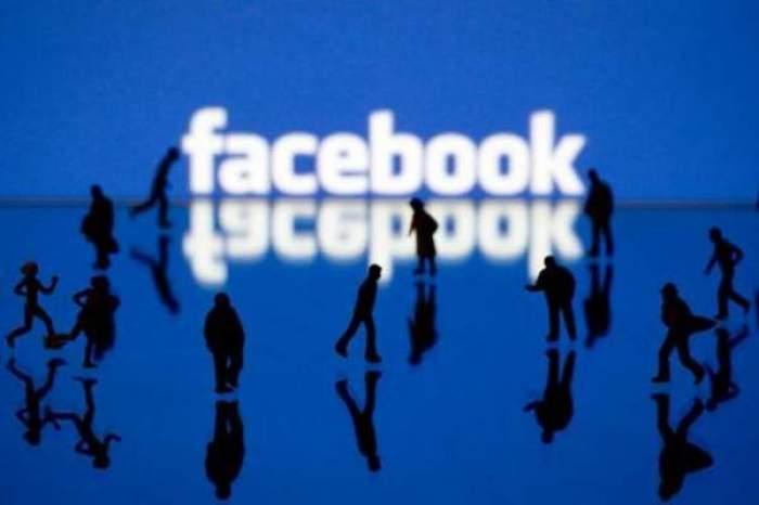 Sigla facebook și mai mulți oameni