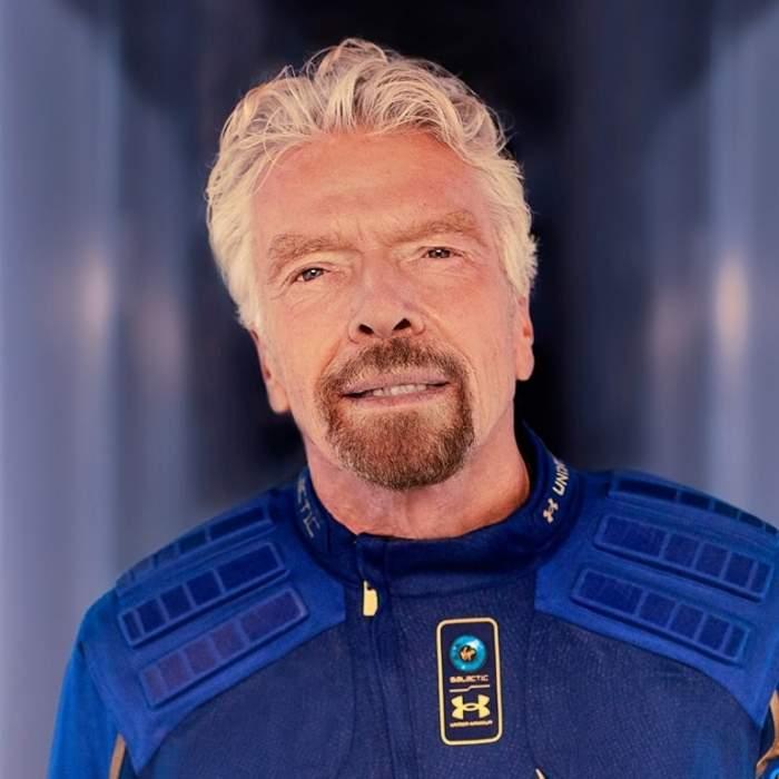 Cine este Richard Branson, miliardarul care a devenit, duminică, primul turist în spatiu