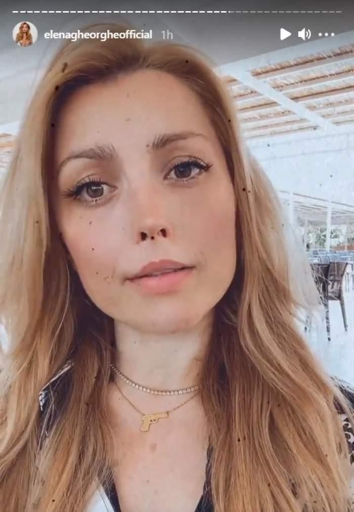 """Provocările prin care a trecut Elena Gheorghe pentru a pleca în vacanță. Artista a întâmpinat nenumărate piedici: """"Nu vă spun ce față am făcut"""""""