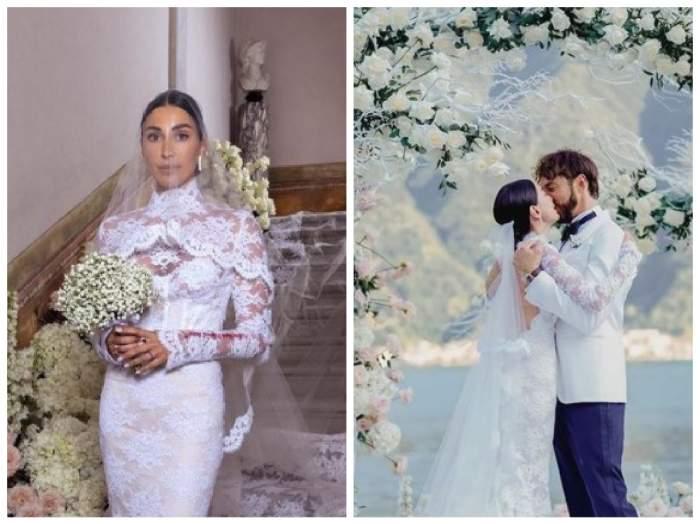 Giorgia Gabriele, la nunta ei cu Andrea Grilli