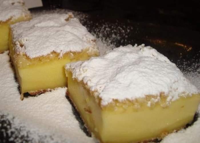 Prăjiturădeșteaptăcu fructe. De ce se numește așa și care e rețeta