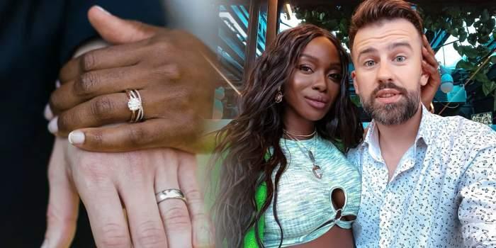Florin Ristei și iubita lui, Naomi Hedman, s-au logodit! Evenimentul a fost ținut ascuns până acum / VIDEO