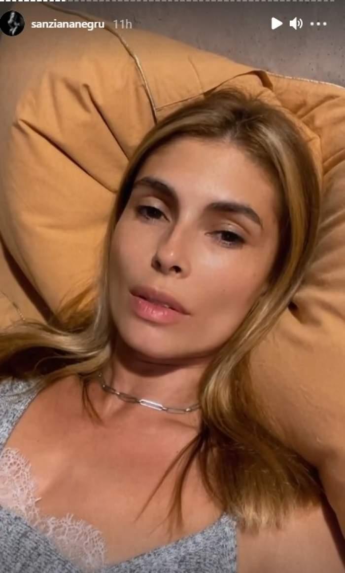 """Sânziana Negru, martora unui incident de violență domestică la ea în familie: """"M-a umplut de dezgust"""" / VIDEO"""